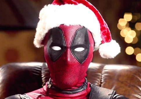 Deadpool zu Weihnachten?