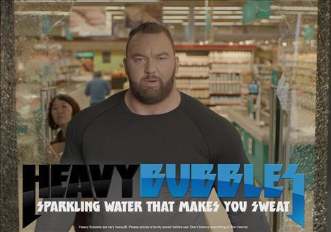 Heavy Bubbles