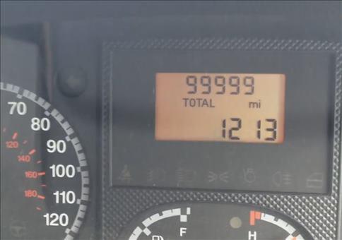 Über 99999 Meilen gefahren - Das muss gefeiert werden!
