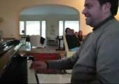 Nokia Klingelton Theme auf dem Klavier