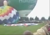 Eine Ballonfahrt, die ist lustig