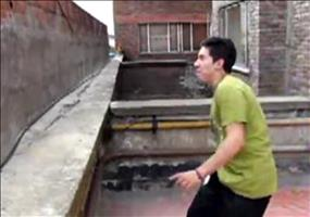 Parkour in Slow Motion