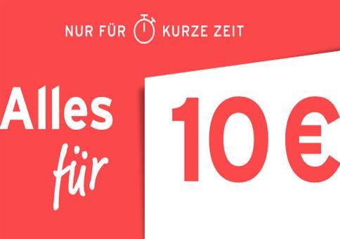 Tchibo: über 400 Artikel für nur 10€ + 10% Gutschein