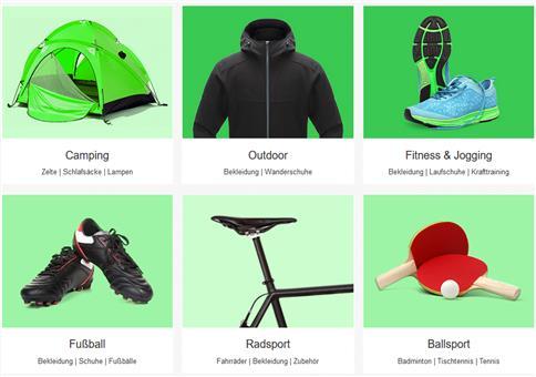 eBay: 15% Gutschein für Sport- und Outdoor-Angebote