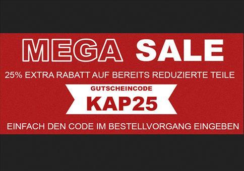Kapatcha: WOW-Sale – bis zu 80%