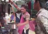 Farben mischen in Thailand