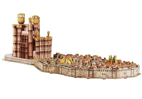 King's Landing als 3D Puzzle