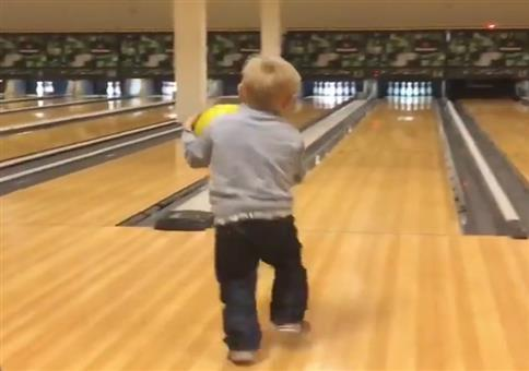 Kinderbowling mit Erfolg