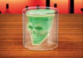 Doomed Crystal Skull Schnapsglas