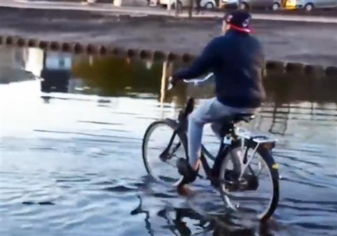 Biken in den Niederlanden - Compilation