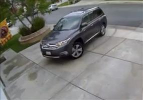 Den SUV völlig unter Kontrolle
