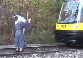 Gandalf - You shall not pass (Train Version)
