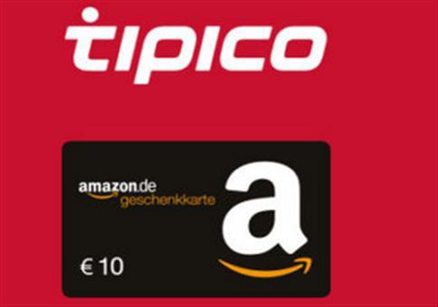 TOP: 10€ kostenlos verwetten bei Tipico!