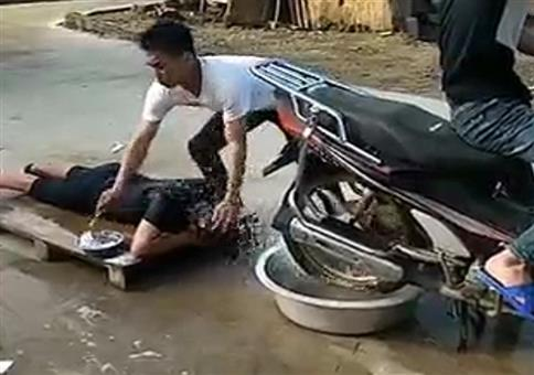 Der Moped Friseur