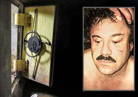 Geheim-Tunnel von Drogenbaron El Chapo
