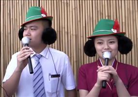 Schlager-Raten - Chinesen singen und ihr müsst raten!