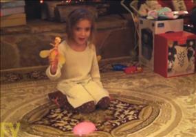 Die schwebende Fee - Der Albtraum eines jeden Kindes