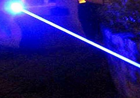 Laser Pointer mit richtig Bums
