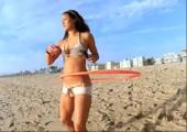 Hula Cam At Venice Beach, California