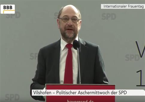 Ehetipps von Martin Schulz