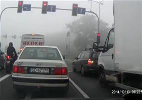 Herrenloses Auto abschleppen