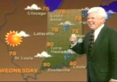 Lustiger Wetterbericht