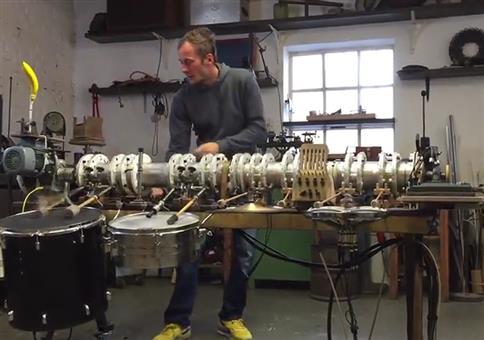 Drummachine Rolle