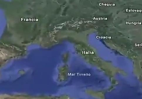 Mal eben bei Google Earth reingekuckt