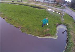 Mein erster Tag mit meiner Drohne