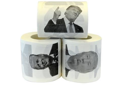 Trump ist für den Arsch