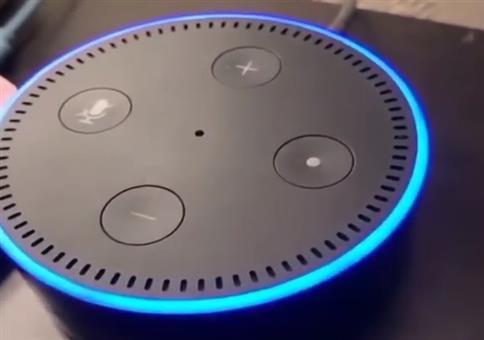 Alexa im Flüstermodus