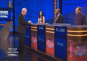 Neulich bei Jeopardy: Der Sinn des Internets