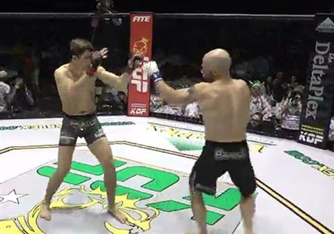 MMA: Wenn du zu oft einen auf die Birne bekommst