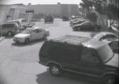 Wer mir den Parkplatz klaut, der wird bestraft!