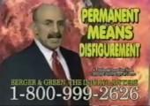 Werbevideo eines Anwalts mit dramatischem Hintergrund