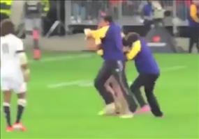 Warum es beim Rugby so selten Flitzer gibt