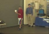 Weiteste Distanz mit einem Papierflieger - Weltrekord