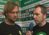 Interview mit Jürgen Klopp zur Meisterschaft