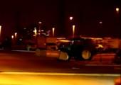 Unbemannter Traktor dreht seine Runde