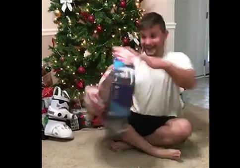 Zu Weihnachten eine Playstation geschenkt bekommen