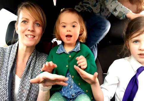 50 Mamas – 50 Kinder – 1 Extrachromosom