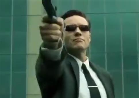 Erster Ausschnitt aus Matrix 4!