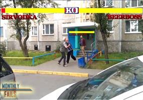 Street Fighter – Drunken Master Russian Edition - Part 2