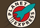 Für alle Futurama Fans: Planet Express Shirt