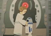 Paper Star Wars