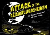 Shirt: Attack of the Reichsflugscheiben