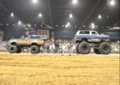 Monster Truck Tauziehen
