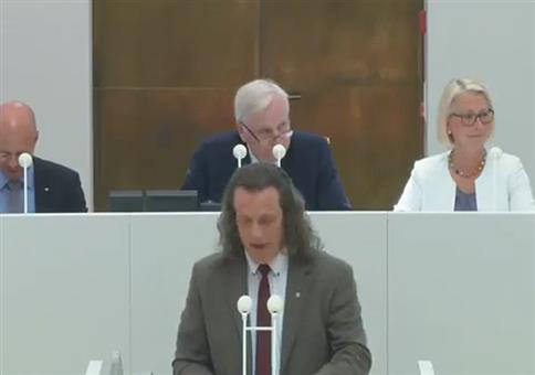 Genderwahnsinn im Brandenburger Landtag