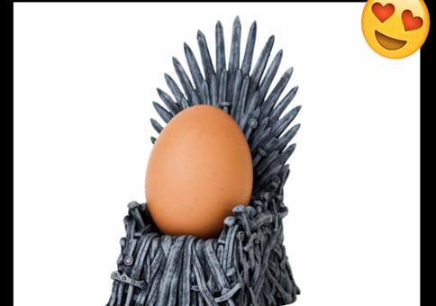 Der mit Abstand coolste Eierbecher!