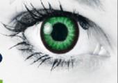 Gratis: Farbige Kontaktlinsen